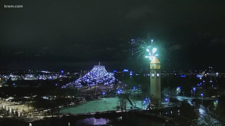 New Year's Eve 2020 events in Spokane