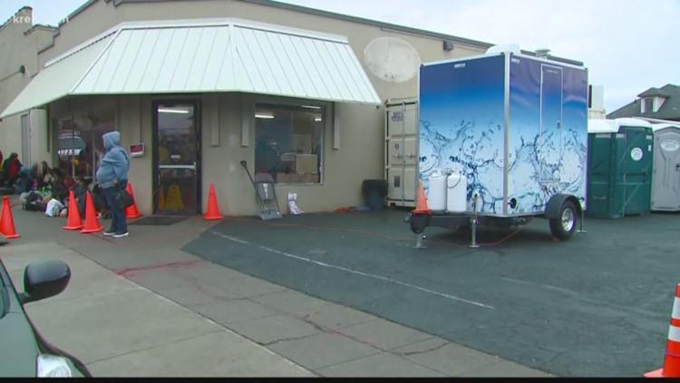 Spokane's shelters reaching capacity as temps drop