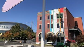 New mural kicks off development of more downtown Spokane shops, restaurants