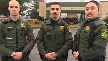 'I picked the right career': Kootenai Co. deputies save woman from driving off boat launch
