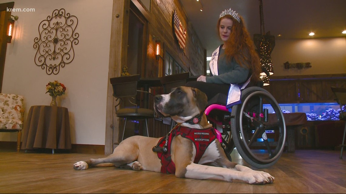 Coeur d'Alene woman to represent Idaho in Ms. Wheelchair America pageant