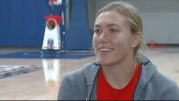 Gonzaga's Jill Townsend reflects on injury, looks forward to new season
