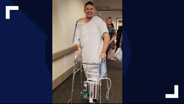 'I'd take bullets again'; Nez Perce officer shot at home speaks out