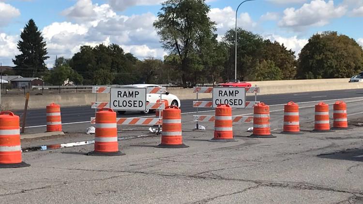 WSDOT will keep Freya on-ramp closed, for now