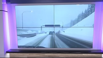 EB I-90 at Snoqualmie reopens