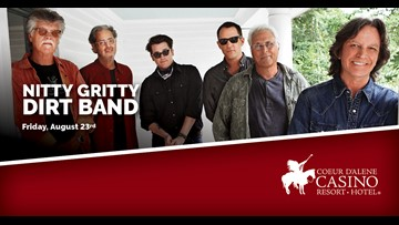 Win tickets to see Nitty Gritty Dirt Band!