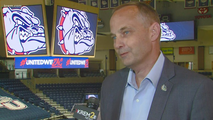 New Gonzaga Athletic Director Chris Standiford talks about his new position