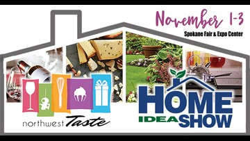 The Home Idea Show Ticket Giveaway