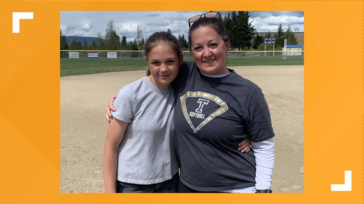 'It's my kid': Timberlake softball coach gave kidney to daughter who plays on the team