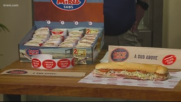 Jersey Mike's in Spokane to donate proceeds to Sacred Heart Children's Hospital program