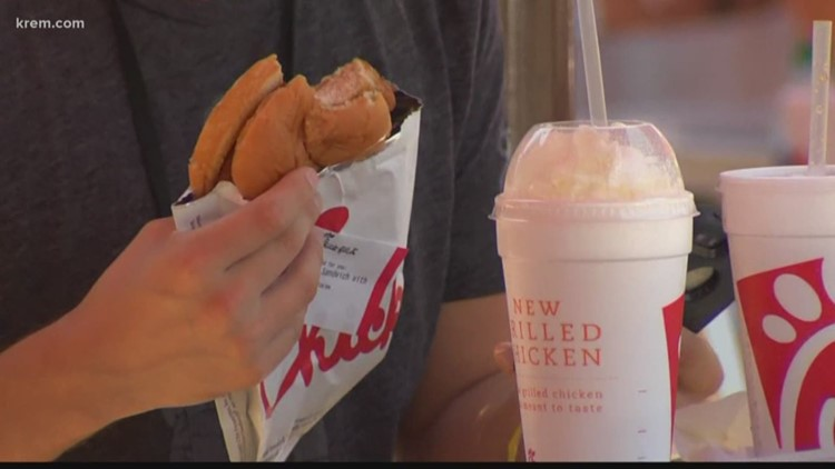 Current occupants of potential Spokane Chick-fil-A location plan to move