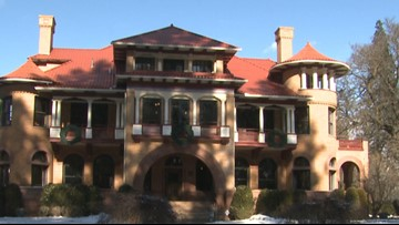 'It's ready to stand another 100 years': Patsy Clark Mansion up for sale