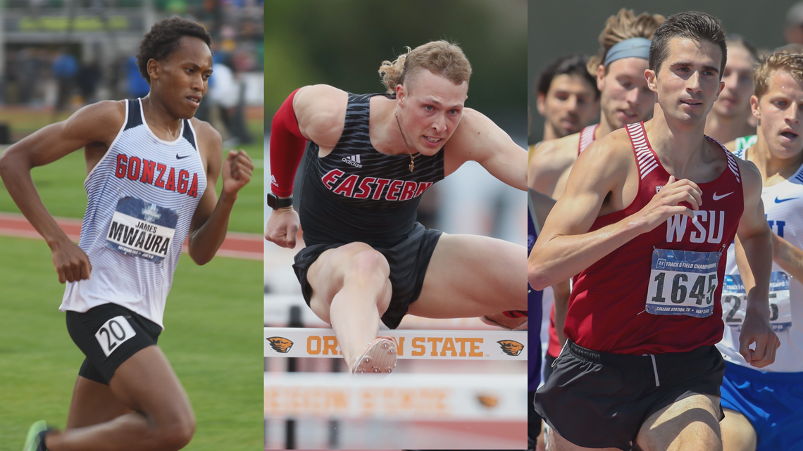 Three local track athletes going to the Olympic Trials