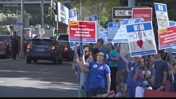 Sacred Heart, nurses fail to come to agreement after 17th negotiation