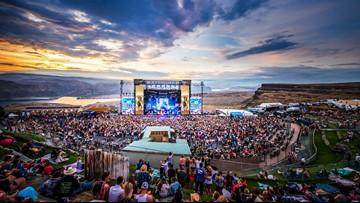 Watershed Festival at the Gorge rescheduled to 2021