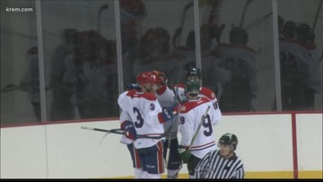 Spokane Chiefs hold red-white game