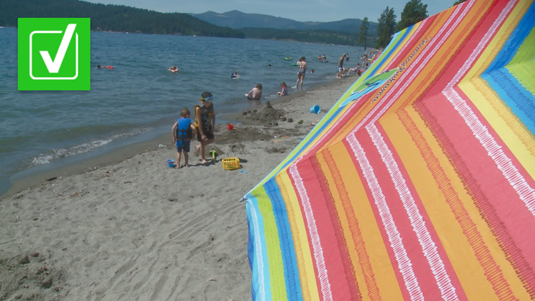 Yes, North Idaho has not seen any heat-related deaths so far
