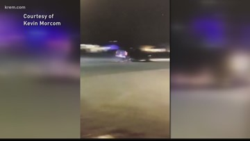 3 in custody after high-speed chase in Lincoln County