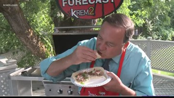 Thank you Tom Sherry for your BBQ forecast!
