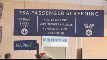 Spokane TSA officer says he is OK with working during shutdown