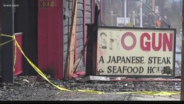 Shogun Restaurant reopens Monday in Spokane Valley after destructive fire