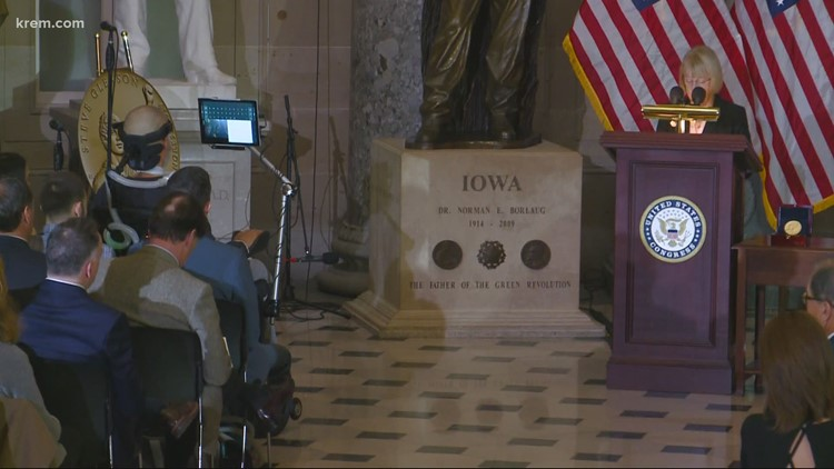 A look back at 2020: Steve Gleason gets Congressional Gold Medal
