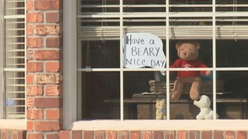 'Going on Bear Hunt': Neighbors use stuffed bears to help Spokane kids find adventure