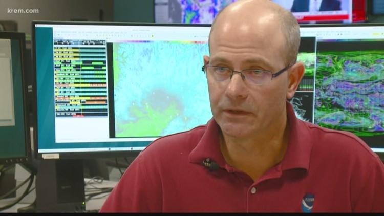 Spokane meteorologist goes to Australia to help with wildfire forecasts