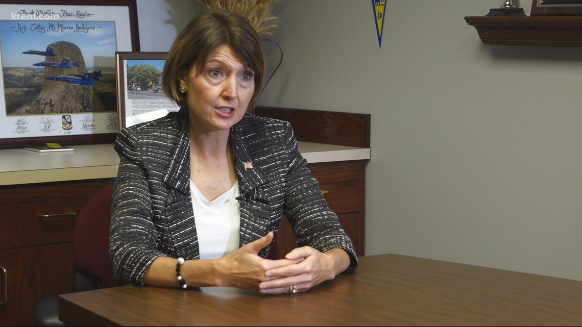 Rep. McMorris Rodgers describes role in national COVID-19 response, economic recovery
