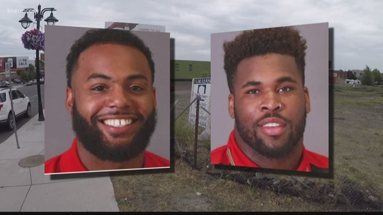 EWU football players shot in Downtown Spokane expected to recover
