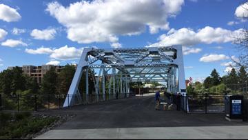 Spokane's Central Promenade re-opens downtown