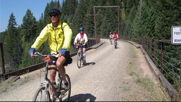 Hiawatha mountain trail opens May 24