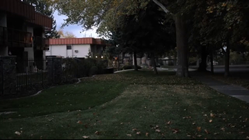 Haunted Friday: Apartments built on burial ground