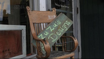 HAUNTED FRIDAYS: Mysterious footsteps reveal antique shop's past