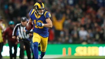 Former EWU Eagle Cooper Kupp has monster game for LA Rams