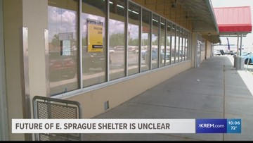 Explainer: What's going on with the new homeless shelter on East Sprague?
