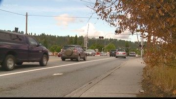 Spokane Valley plans $29M underpass, roundabout project at Pines and Trent