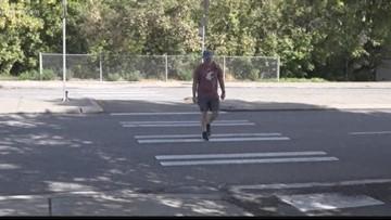 Spokane police do pedestrian emphasis patrols