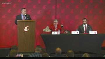 Relive a special week for Washington State Athletics
