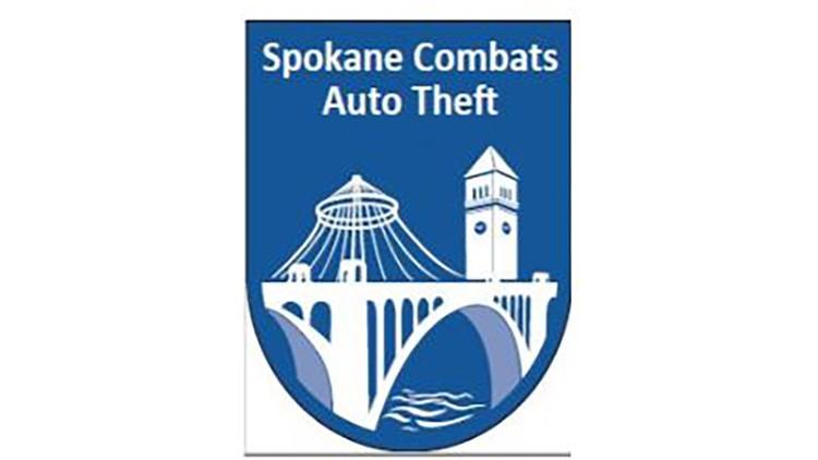 Car theft  decal