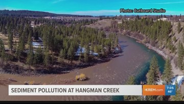 Spokane River advocacy group fights for clean-up at Hangman Creek