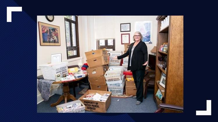 Wash. Senator receives 'about 1,700' decks of cards after nurse comments