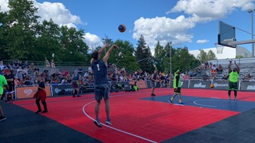 Olympic 3x3 vs. Hoopfest 3-on-3: What's the difference?
