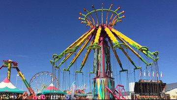 Spokane Interstate Fair holds first 'Sensory Day' on Tuesday