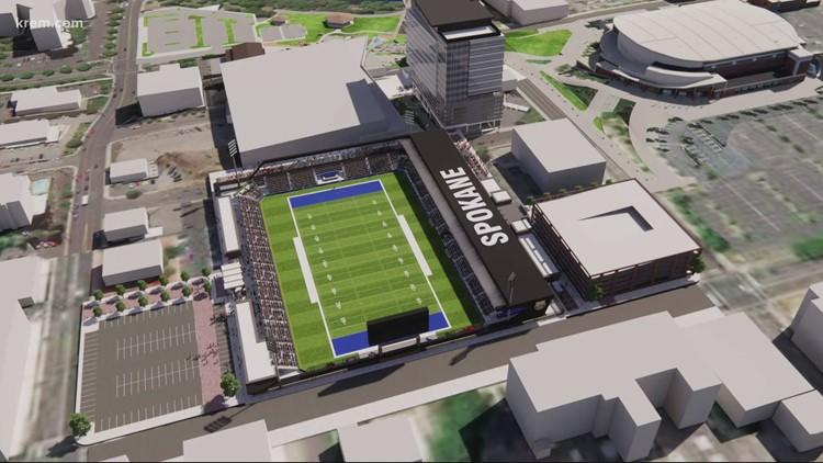 Spokane school board to discuss downtown stadium proposal next week