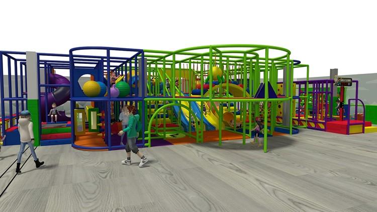 Spokane Valley Mall announces new indoor playground