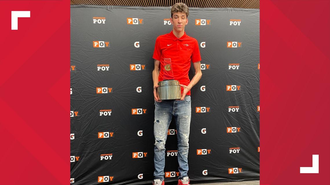 Gonzaga-bound Chet Holmgren named Gatorade National Player of the Year