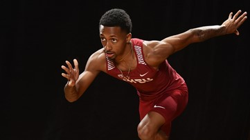 'It was a moment I'll never forget': WSU sprinter Ray Ray Wells Jr. goes viral from epic hurdling video