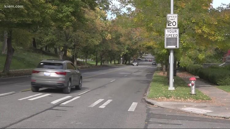 'It's not safe': Spokane traffic officer shortage impacts neighborhood speeding, residents say