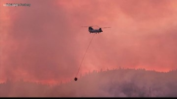 Inland Northwest Wildfire Roundup: 2 fires 100% contained, 1 still burning